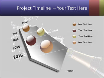 Classic champagne PowerPoint Template - Slide 26