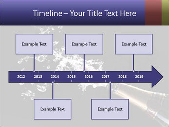 Classic champagne PowerPoint Template - Slide 28