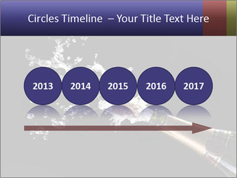 Classic champagne PowerPoint Template - Slide 29