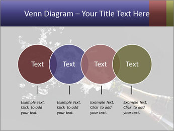 Classic champagne PowerPoint Template - Slide 32