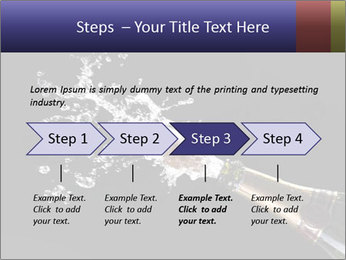 Classic champagne PowerPoint Template - Slide 4