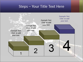 Classic champagne PowerPoint Template - Slide 64