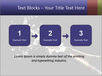 Classic champagne PowerPoint Template - Slide 71