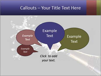 Classic champagne PowerPoint Template - Slide 73