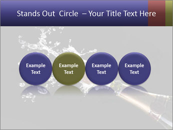 Classic champagne PowerPoint Template - Slide 76