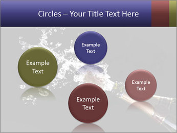 Classic champagne PowerPoint Template - Slide 77
