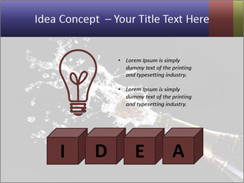 Classic champagne PowerPoint Template - Slide 80