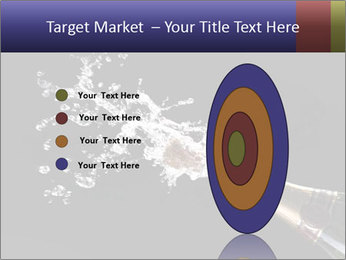 Classic champagne PowerPoint Template - Slide 84