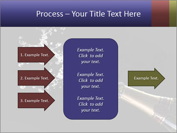 Classic champagne PowerPoint Template - Slide 85