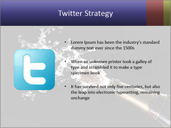 Classic champagne PowerPoint Template - Slide 9