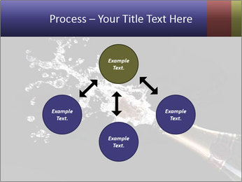 Classic champagne PowerPoint Template - Slide 91