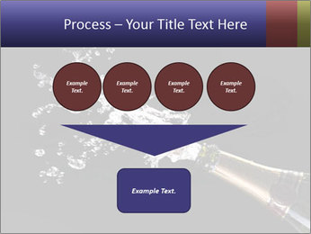 Classic champagne PowerPoint Template - Slide 93