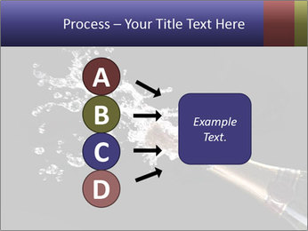 Classic champagne PowerPoint Template - Slide 94