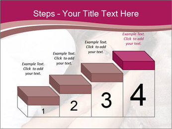Woman laying PowerPoint Template - Slide 64