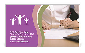0000091746 Business Card Template