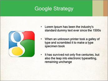 Old vintage paper PowerPoint Template - Slide 10
