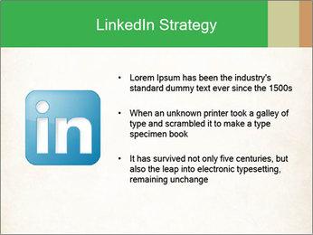 Old vintage paper PowerPoint Template - Slide 12