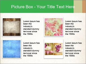 Old vintage paper PowerPoint Template - Slide 14