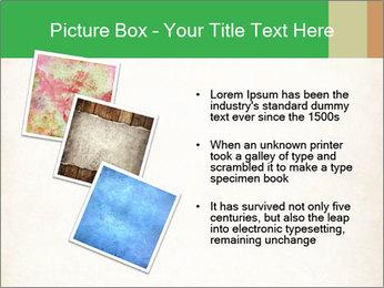 Old vintage paper PowerPoint Template - Slide 17