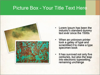 Old vintage paper PowerPoint Template - Slide 20