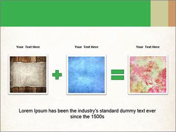 Old vintage paper PowerPoint Template - Slide 22