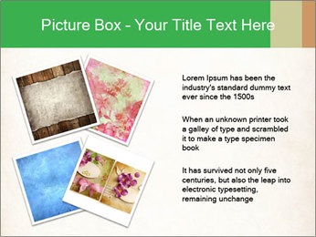 Old vintage paper PowerPoint Template - Slide 23