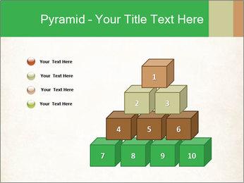 Old vintage paper PowerPoint Template - Slide 31