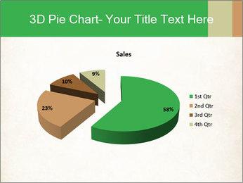 Old vintage paper PowerPoint Template - Slide 35