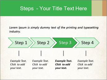 Old vintage paper PowerPoint Template - Slide 4