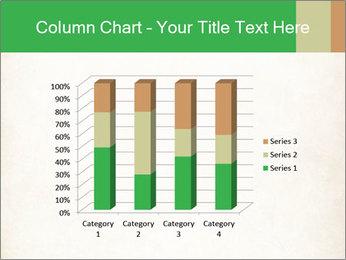 Old vintage paper PowerPoint Template - Slide 50