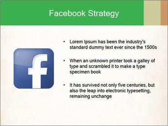 Old vintage paper PowerPoint Template - Slide 6