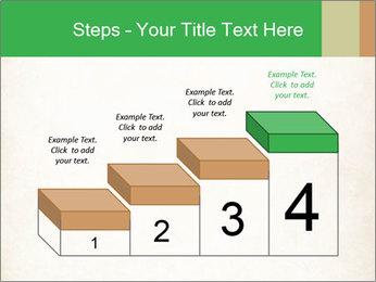 Old vintage paper PowerPoint Template - Slide 64