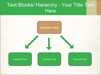 Old vintage paper PowerPoint Template - Slide 69
