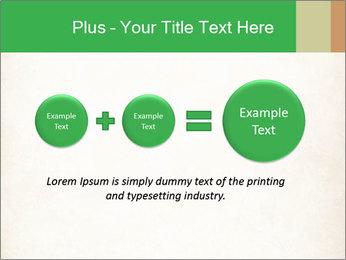 Old vintage paper PowerPoint Template - Slide 75