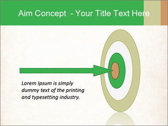 Old vintage paper PowerPoint Template - Slide 83