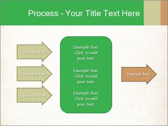 Old vintage paper PowerPoint Template - Slide 85