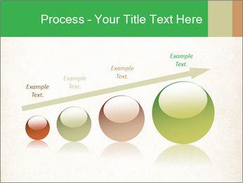 Old vintage paper PowerPoint Template - Slide 87