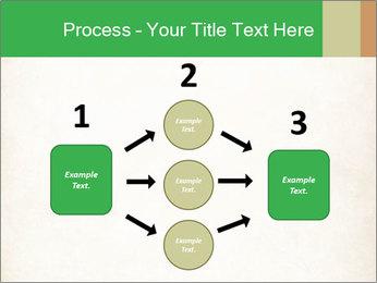 Old vintage paper PowerPoint Template - Slide 92