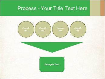 Old vintage paper PowerPoint Template - Slide 93