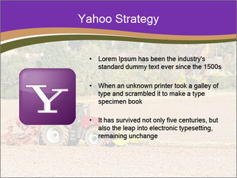 Tractor planting PowerPoint Templates - Slide 11