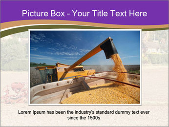 Tractor planting PowerPoint Templates - Slide 15