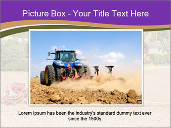 Tractor planting PowerPoint Templates - Slide 16