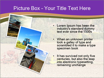 Tractor planting PowerPoint Templates - Slide 17