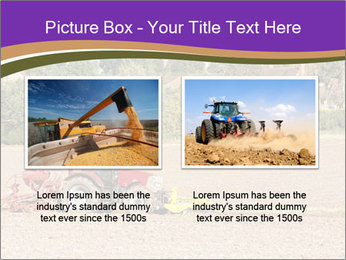 Tractor planting PowerPoint Templates - Slide 18