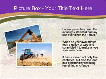 Tractor planting PowerPoint Templates - Slide 20