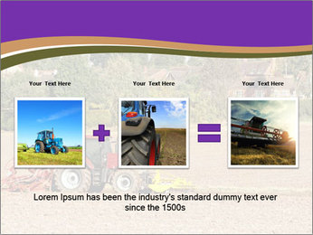 Tractor planting PowerPoint Templates - Slide 22
