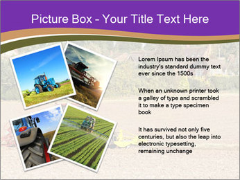 Tractor planting PowerPoint Templates - Slide 23