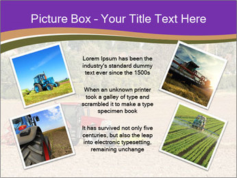 Tractor planting PowerPoint Templates - Slide 24