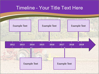 Tractor planting PowerPoint Templates - Slide 28