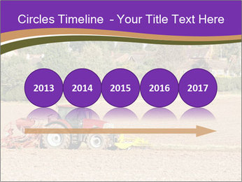 Tractor planting PowerPoint Templates - Slide 29